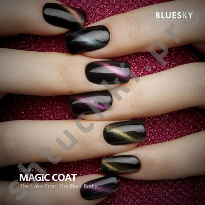 Топ BLUESKY SHELLAC Magic coat 10 мл #3